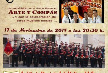 2º Concierto con motivo del XXX Aniversario de la Agrupación Musical de la Cofradía de la Oración del Huerto y la Vera Cruz de Medina del Campo