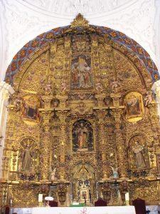 Iglesia-de-San-Matias-Retablo-mayor-Bobadilla-del-Campo