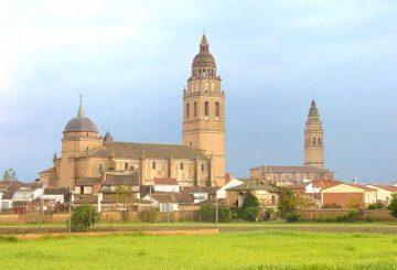 Iglesias Santa Maria y San Pedro de Alaejos