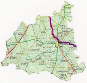 Ruta Provincial de los Castillos