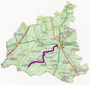 Ruta Santa Teresa