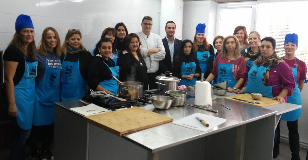 Curso Cocina Valladolid   Serrada Acoge El Curso De Cocina Sabor Emprendedor Una Iniciativa