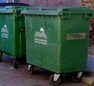 servicio limpieza de contenedores
